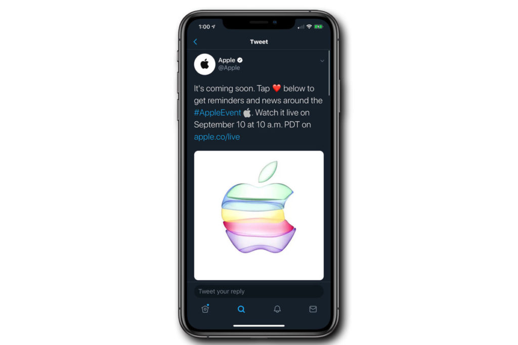 How to Watch Live Apple Event