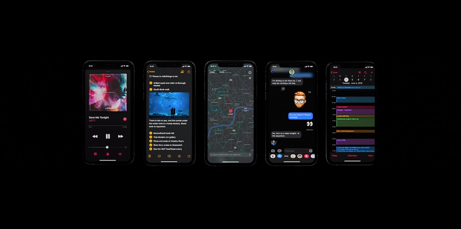 Top 7 iOS 13 Features for iPhone
