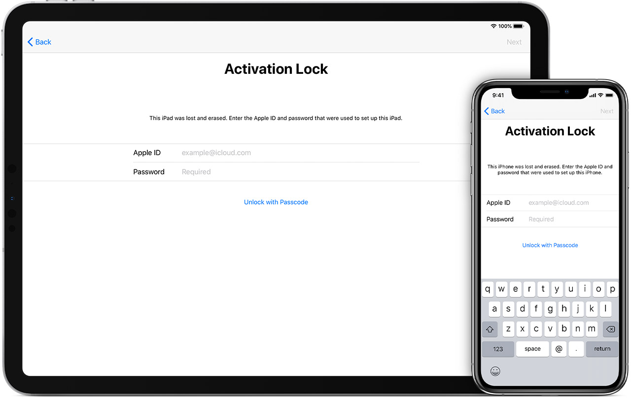 Unlock iPad Passcode without computer
